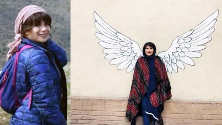 سها رضا نژاد دختر گمشده در گیلان
