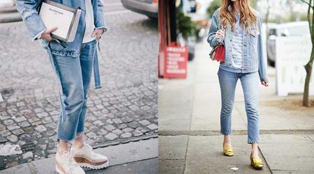 ست کردن لباس جین (4)