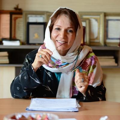 دکتر رُبابه شیخالاسلام ، متخصص اپیدمیولوژی