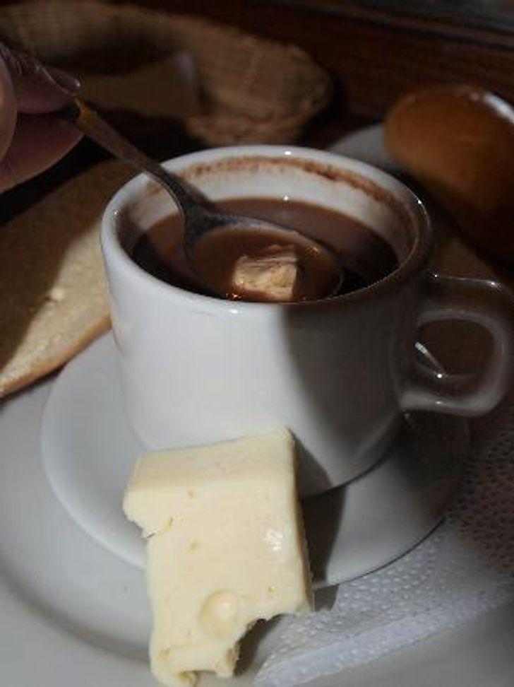 شکلات داغ کلمبیا