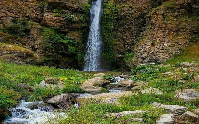 آبشار کرکری اردبیل