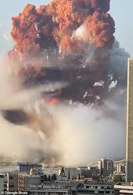 انفجار بیروت (11)