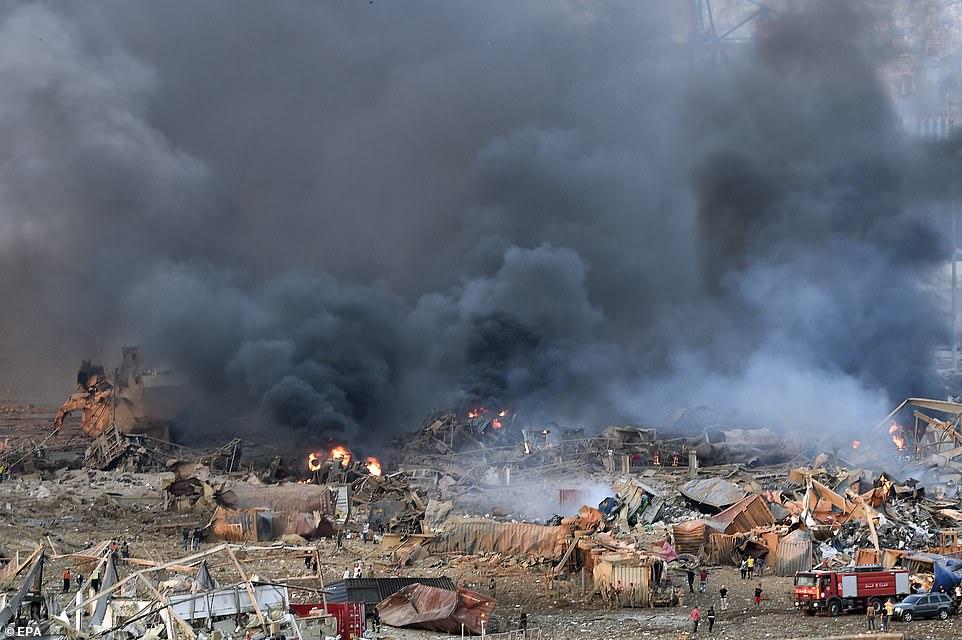 انفجار بیروت (10)