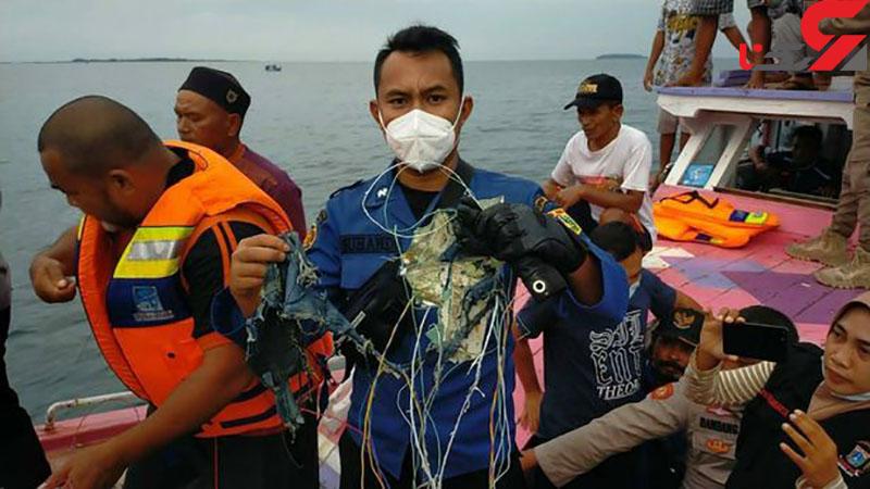 سقوط هواپیمای مسافربری در اندونزی (3)