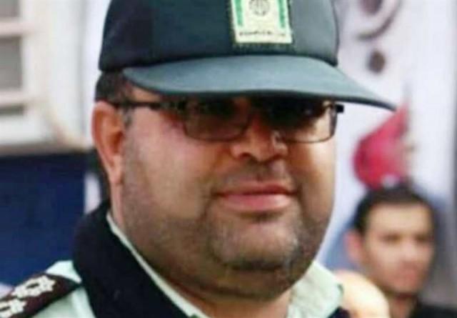 رییس کلانتری دزفول- شهادت-تیراندازی