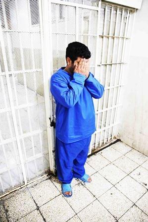 دستگیری مرد آتش افروز تهرانی