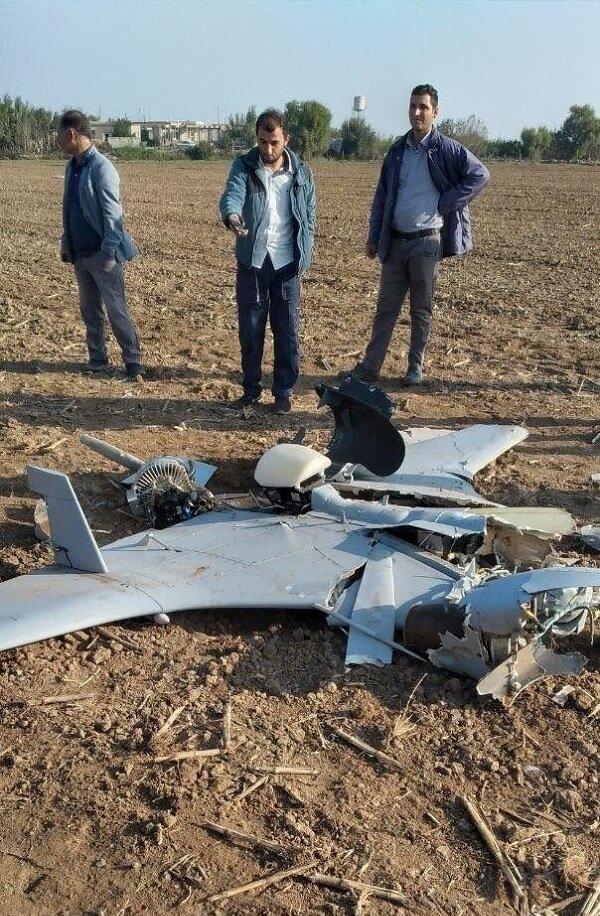 ماجرای پهپاد اسرائیلی سقوط کرده در خاک ایران