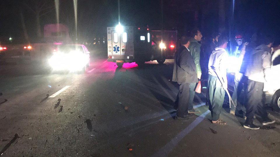 پنج مصدوم در تصادفات رانندگی سبزوار
