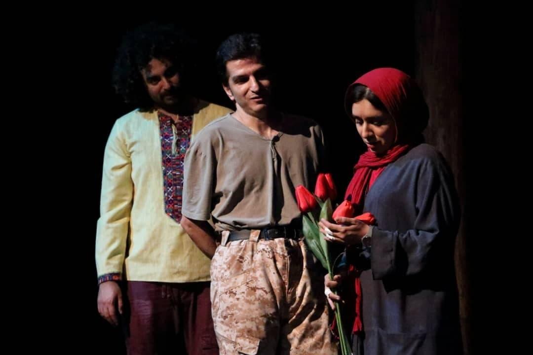 سحر شاطری در تئاتر