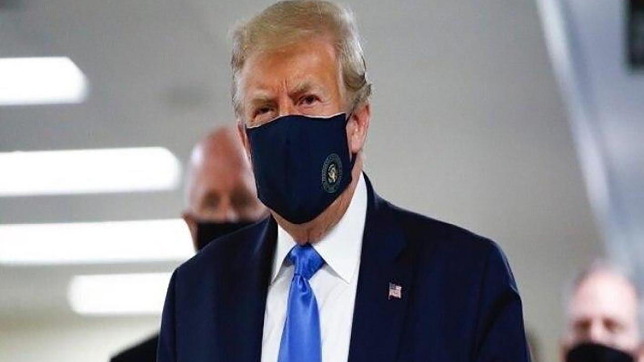 ترامپ در دوران کرونا