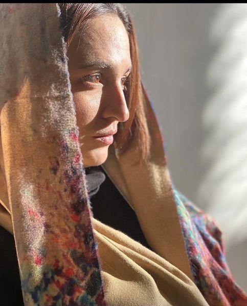 کلاره عباسی در نور + عکس
