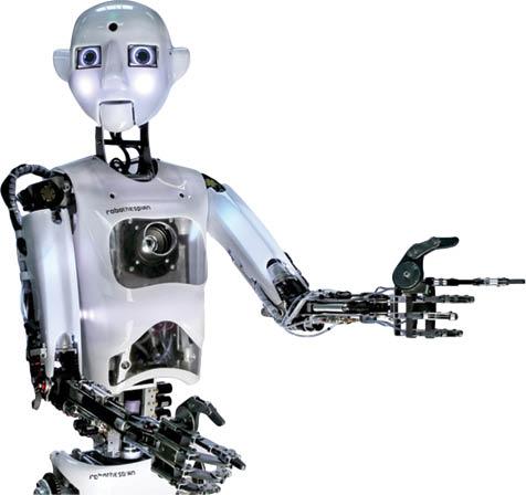 ربات جنگجو