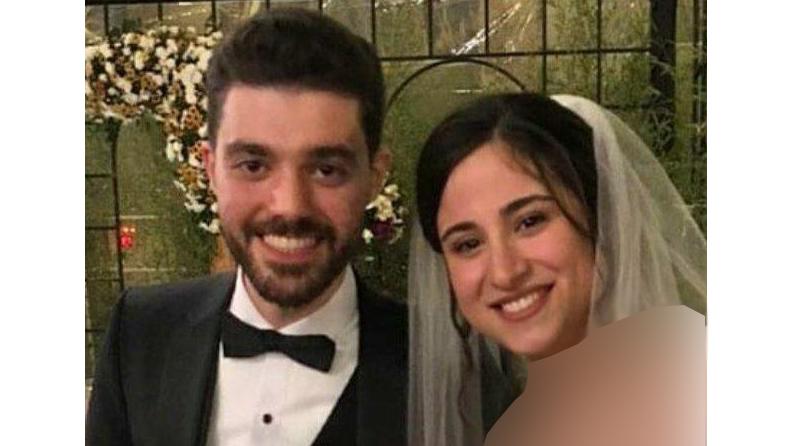 زوج جان باخته در سقوط هواپیما اکراین