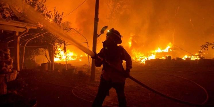 آتش سوزی 5