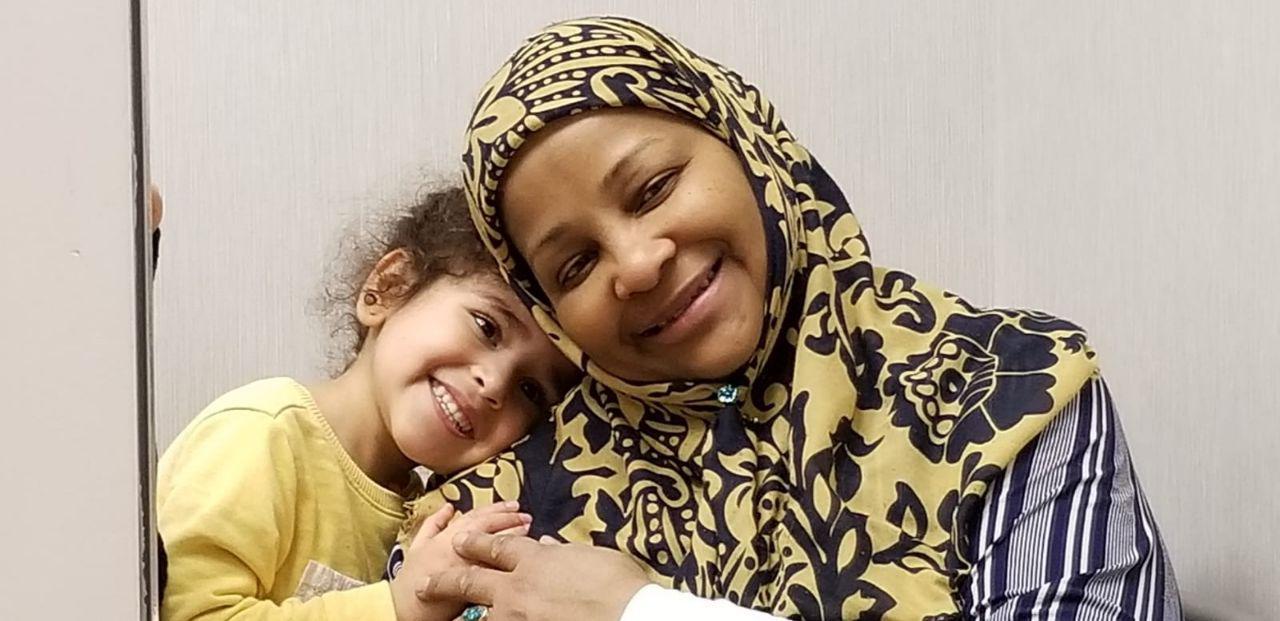 بازداشت گوینده آمریکایی پرس تی وی در آمریکا/ شرایط بسیار سخت این بانوی مسلمان در زندان
