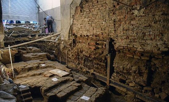 کشف دروازه عبدالعظیم ۵۰۰ ساله