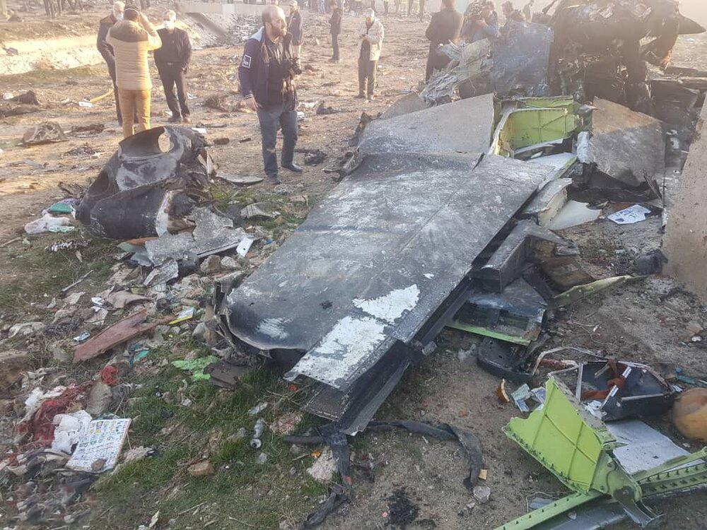 سقوط «بوئینگ ۷۳۷ مکس» اوکراینی
