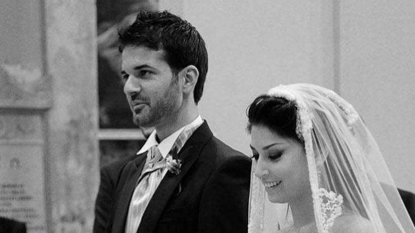 تصاویر مراسم ازدواج استراماچونی سرمربی استقلال