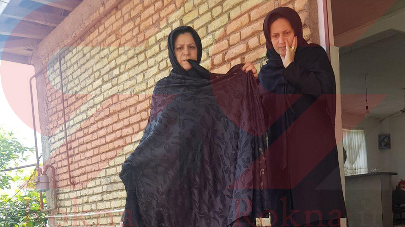 مادر و خاله رومینا اشرفی دختر 13 ساله تالشی