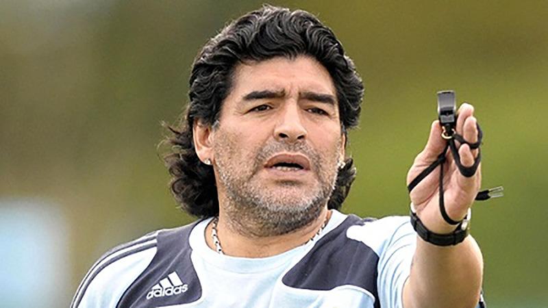 دست خدا مارادونا