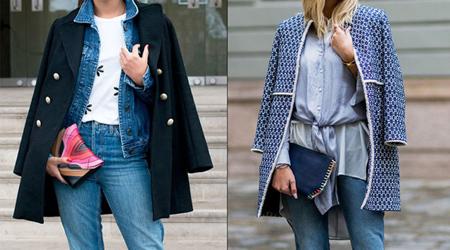 ست کردن لباس جین (5)
