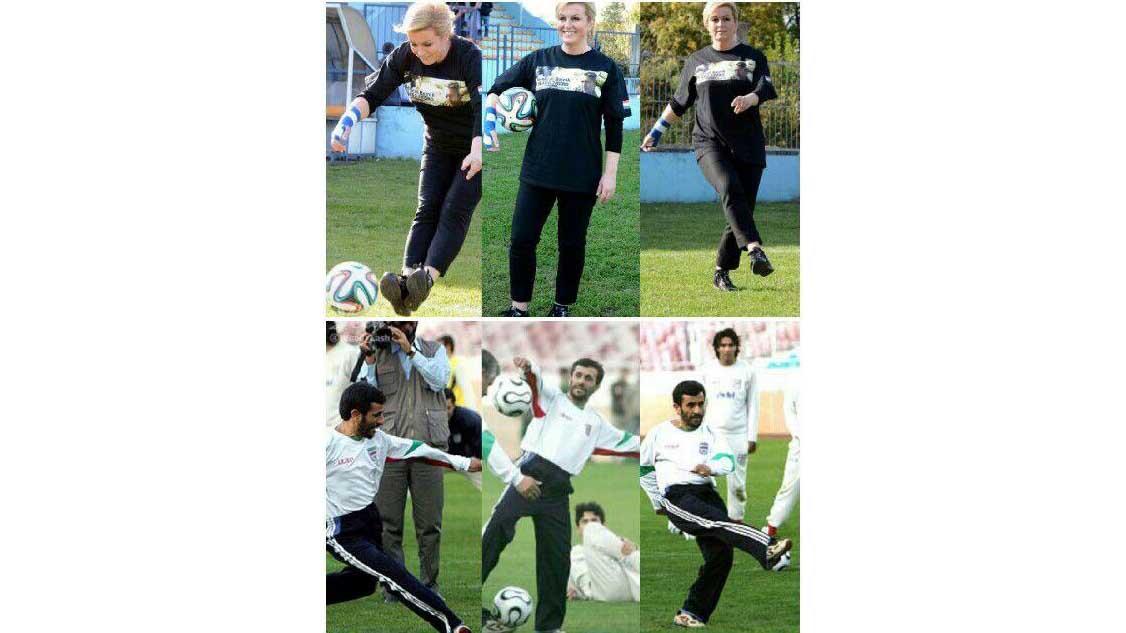 احمدی+نژاد+و+رییس+جمهور+کرواسی