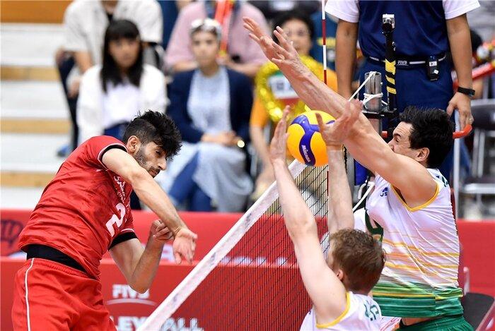 والیبال قهرمانی جهان