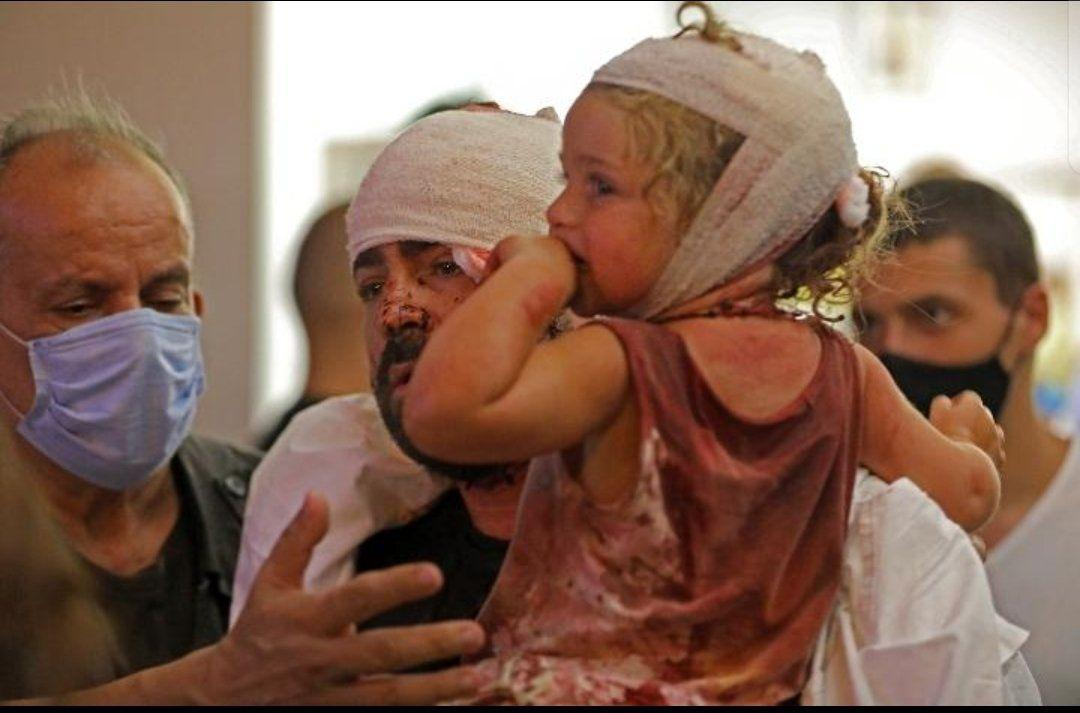 کودک در بیروت