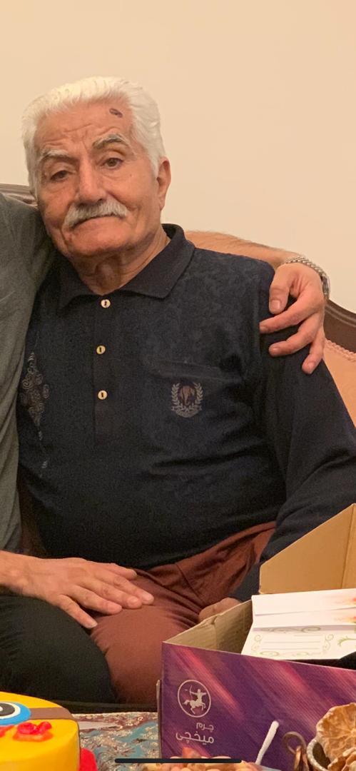 مرد تهرانی آلزایمر سعادت آباد