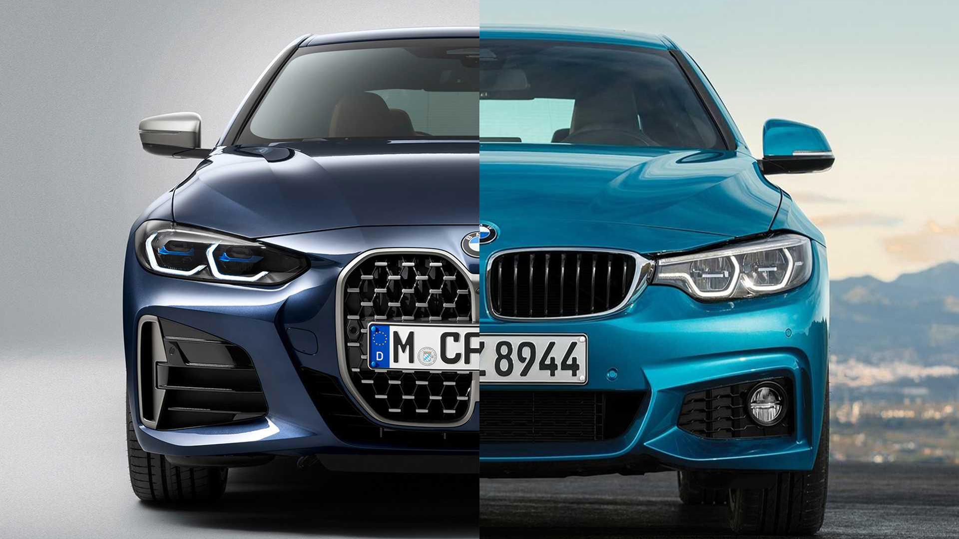 دفاع طراح BMW از ظاهر متفاوت نسل جدید سری4