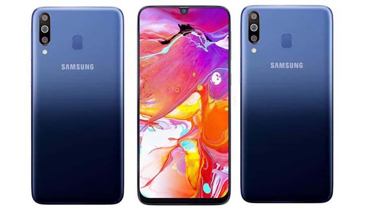 رونمایی سامسونگ از دو گوشی جدید خود با نامهای گلکسی A60 و A40s