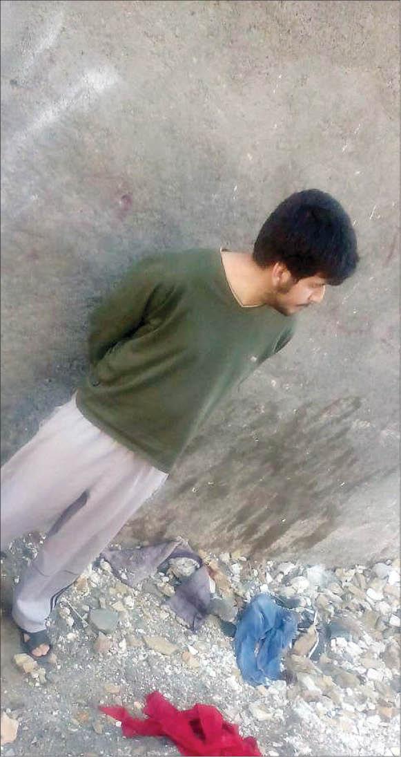 گفتگو با قاتل قساوت قلب چیست قتل کودک عکس قاتل حوادث مشهد اعدام در ایران اخبار مشهد اخبار قتل اخبار جنایی اخبار اعدام
