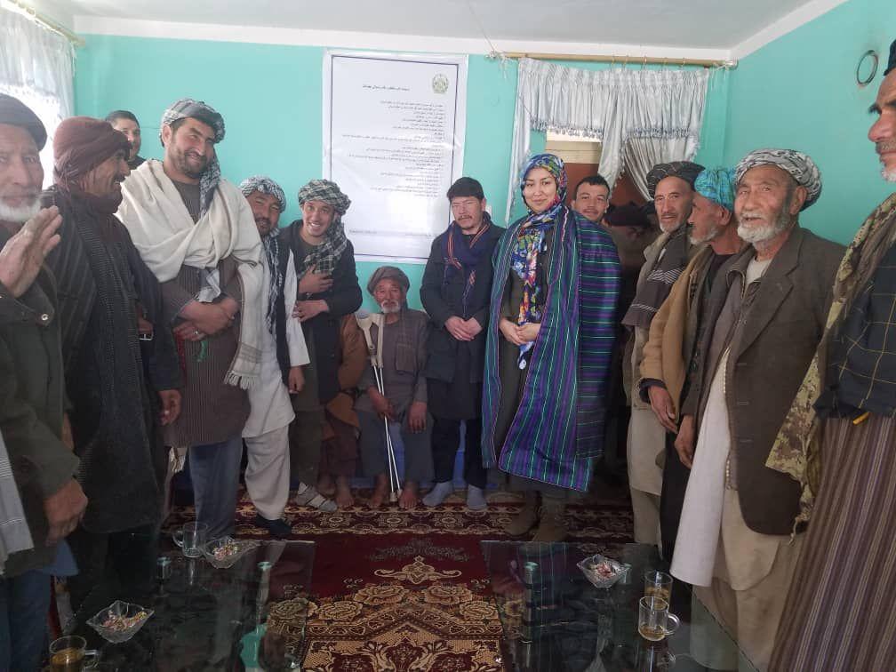 سلیمه مزاری زن مبارز با طالبان 4