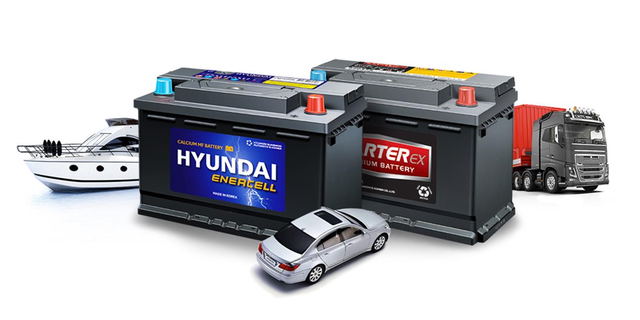 نکات مهم هنگام خرید باتری مناسب خودروهای هیوندای