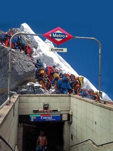 مترو-اورست