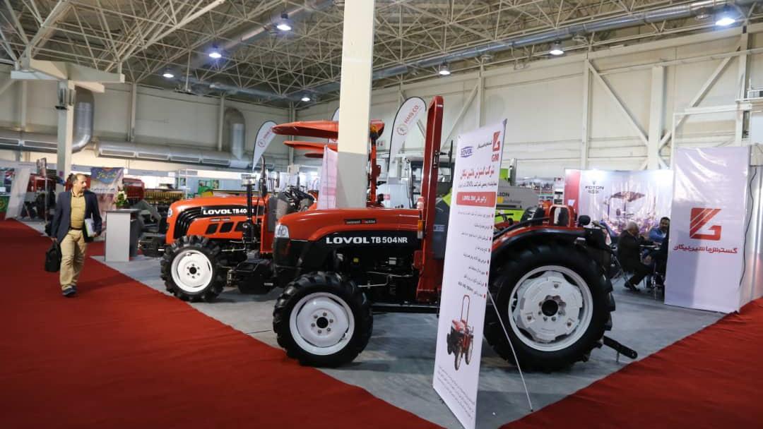 سومین نمایشگاه کشاورزی تهران افتتاح شد