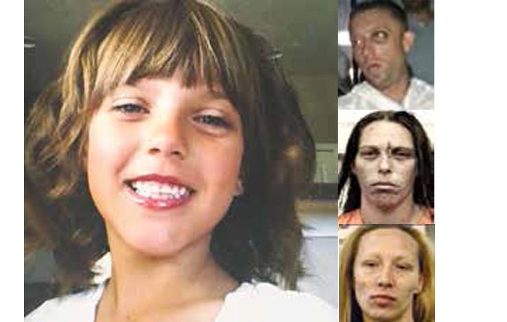اقدام زشت و وقیحانه پدر با دختر 10 ساله اش +عکس قربانی و متهمان