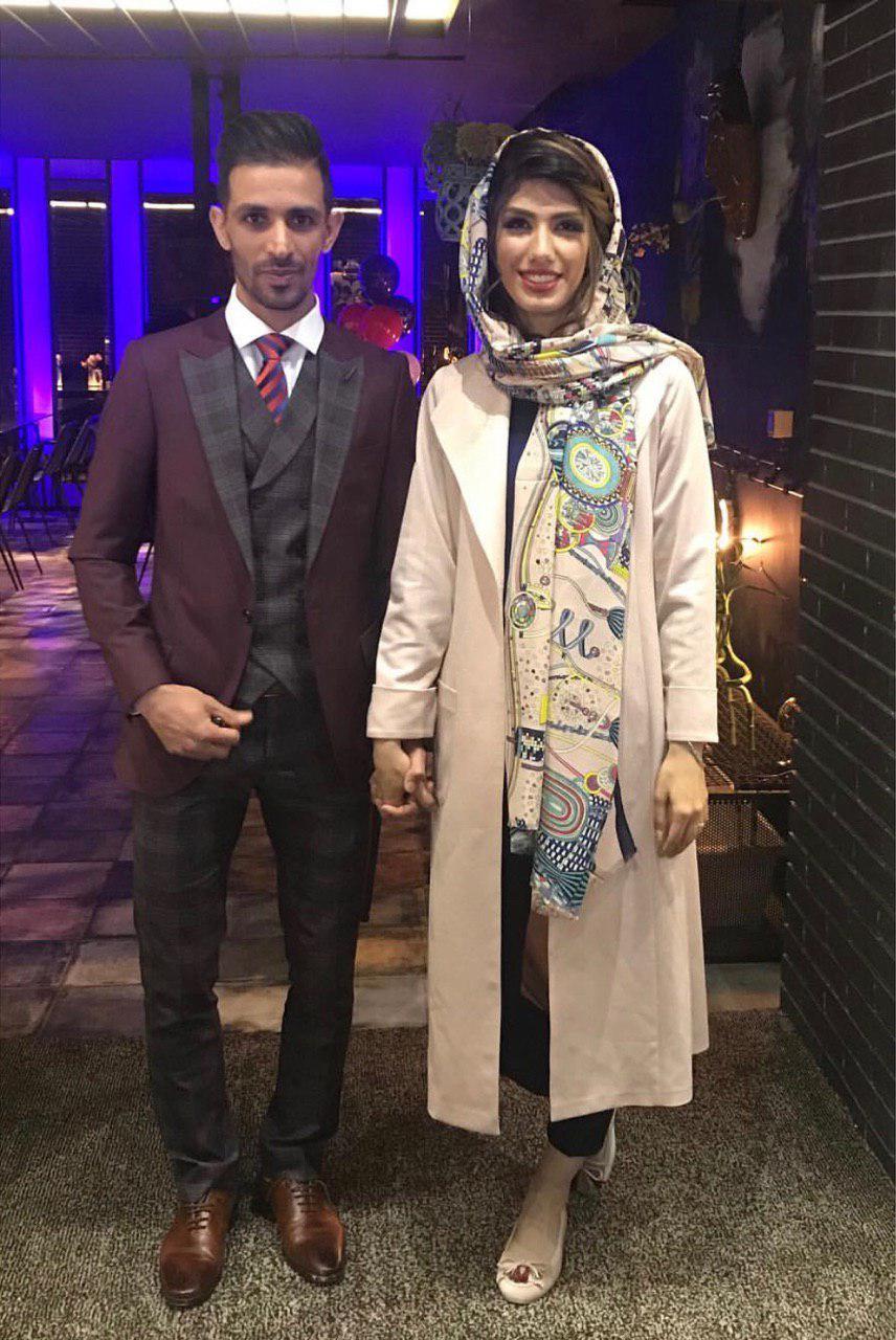 یکی از جالب ترین ازدواج های سال ۹۷ عصر امروز در اصفهان رقم خورد جایی که دو کاپیتان زنان و مردان سپاهان به یکدیگر رسیدند.
