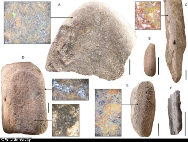 کشف ابزارهای اولیه تکنولوژی 58 هزار ساله