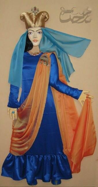 لباس زنان در مادها