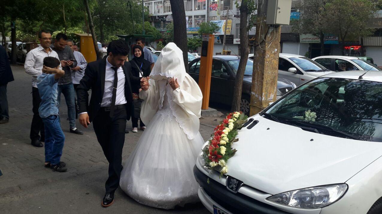 عروسی در دوران کرونا