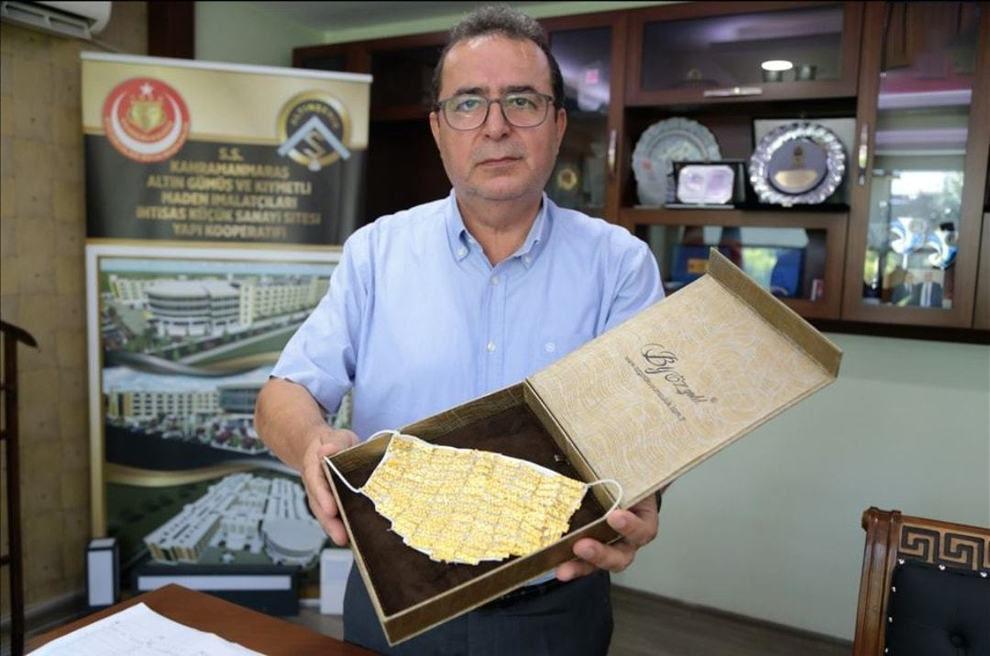 طلافروش لاکچری ترکیه