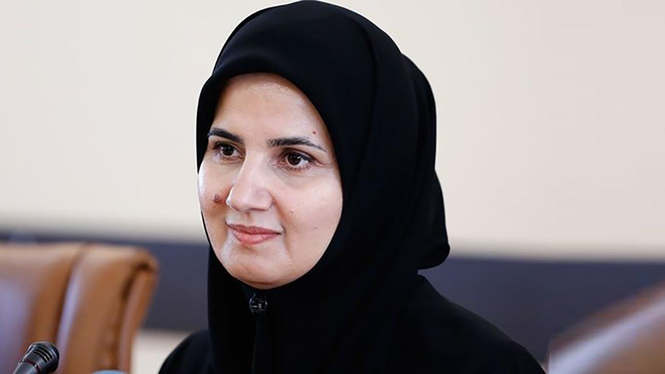 لعیا جنیدی / معاون حقوقی رئیس جمهور