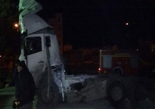 تیراندازی و انفجار بامداد امروز در خرم آباد /  مامور پلیس شهید شد
