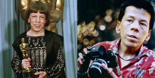زنی که نقش مرد بازی کرد و جایزه هم گرفت