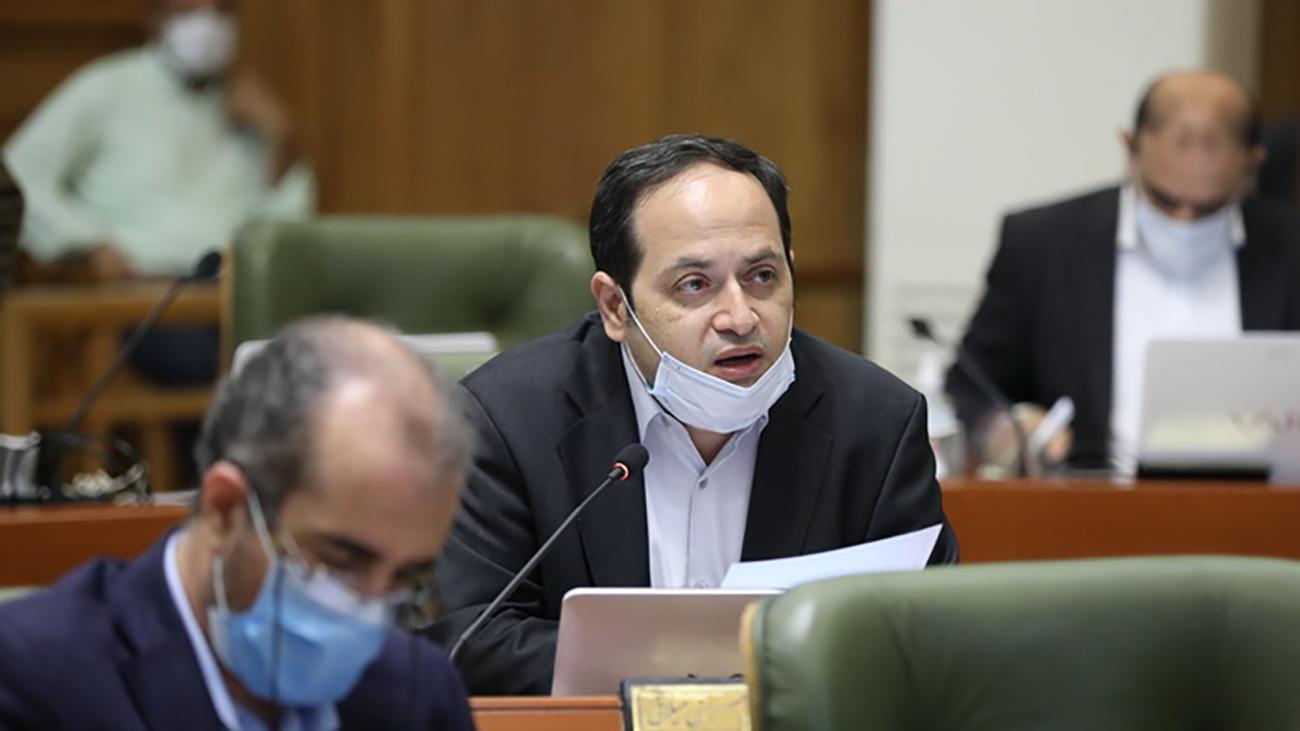 سید آرش حسینی میلانی / عضو شورای شهر تهران