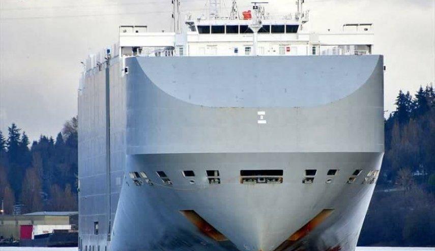 حمله به کشتی اسرائیل در خلیج فارس