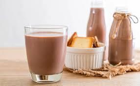 شیر کاکائو طبیعی