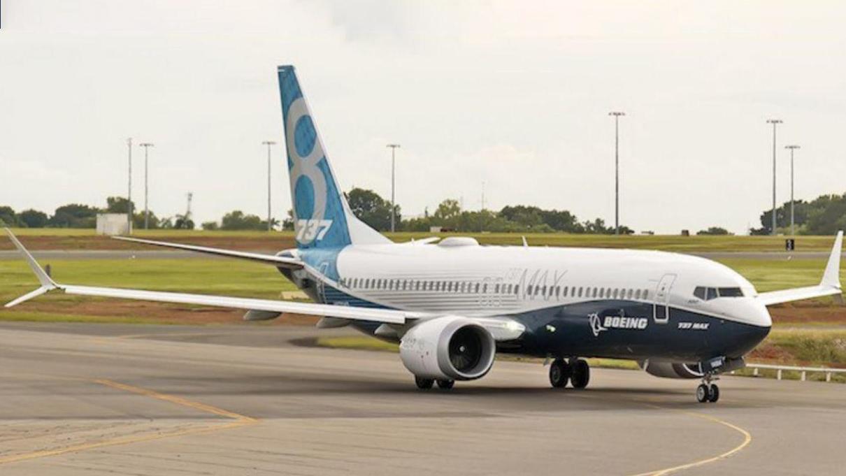 بویینگ 737 مکس