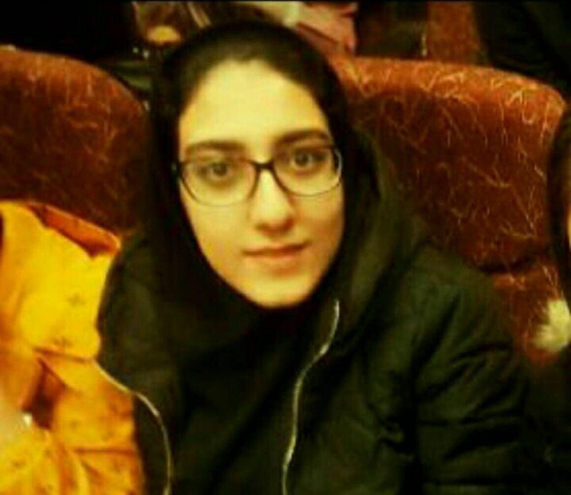 فاطمه دالوند دانشجوی پرشکی ورودی ۹۵ دانشگاه علوم پزشکی یاسوج / مسافر پرواز سقوط کرده تهران-یاسوج